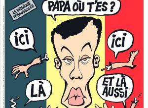 """La nueva portada de """"Charlie Hebdo"""" desata la polémica"""