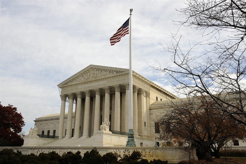 La Corte en este momento cuenta con 8 magistrados. Archivo.