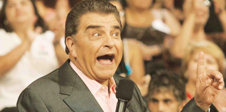 Don Francisco regresa a la televisión