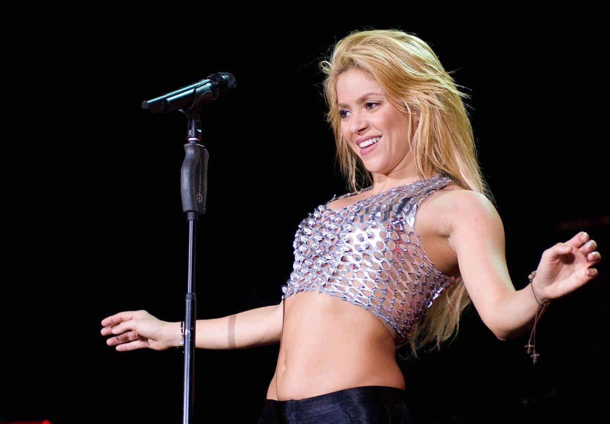 """""""Mi profesor de música ni siquiera quería que formara parte del coro"""", recuerda Shakira en una entrevista."""