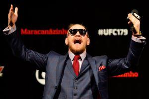 Conor McGregor quiere romper la cara a Nate Díaz y récords de 'pay per view'