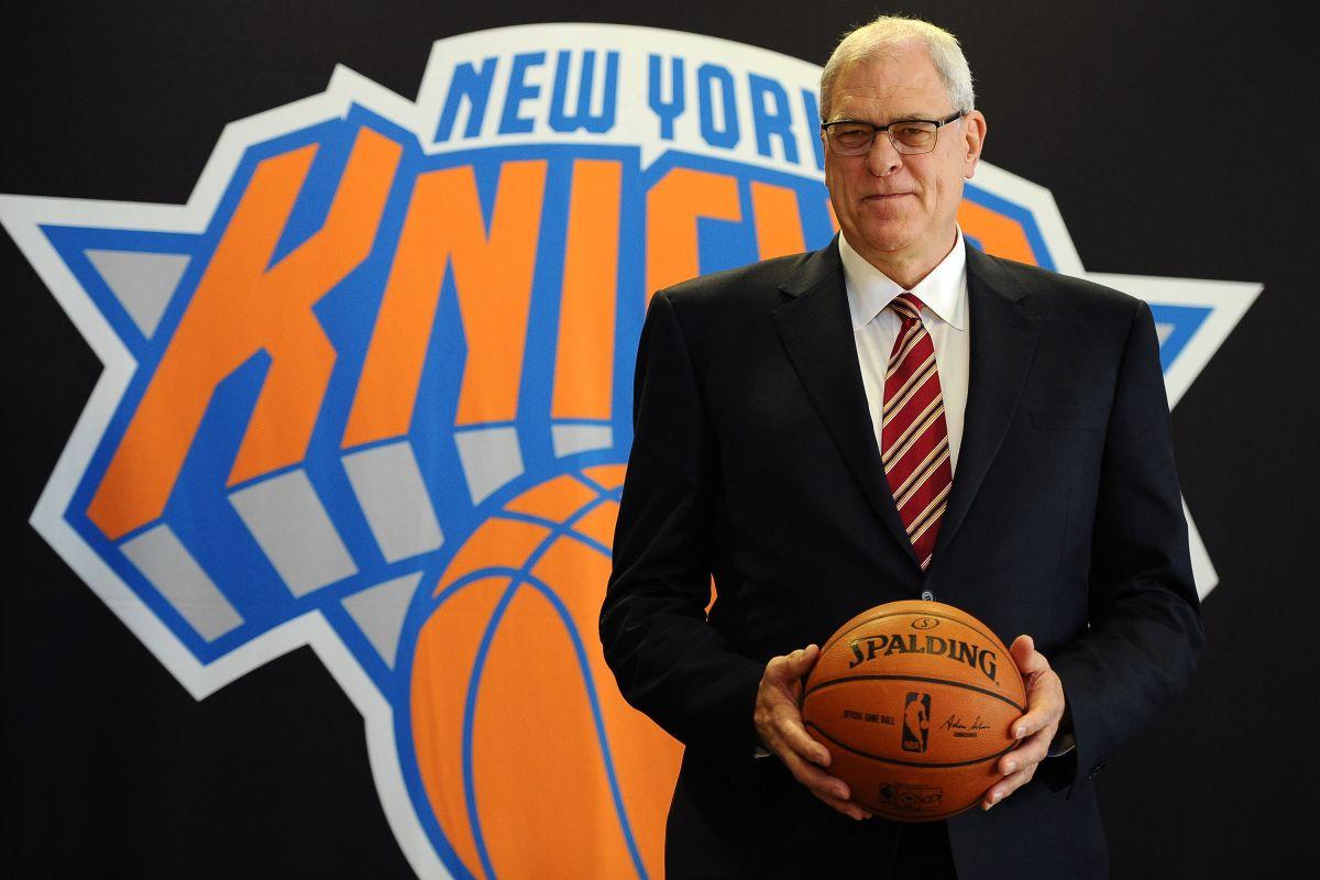 Jackson es el dirigente con más campeonatos en la historia de la NBA, con 11 sortijas.