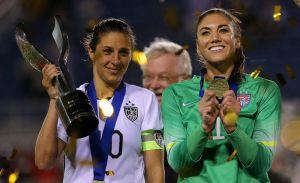 Selección femenina de EEUU demanda a la Federación USSoccer por discriminación salarial