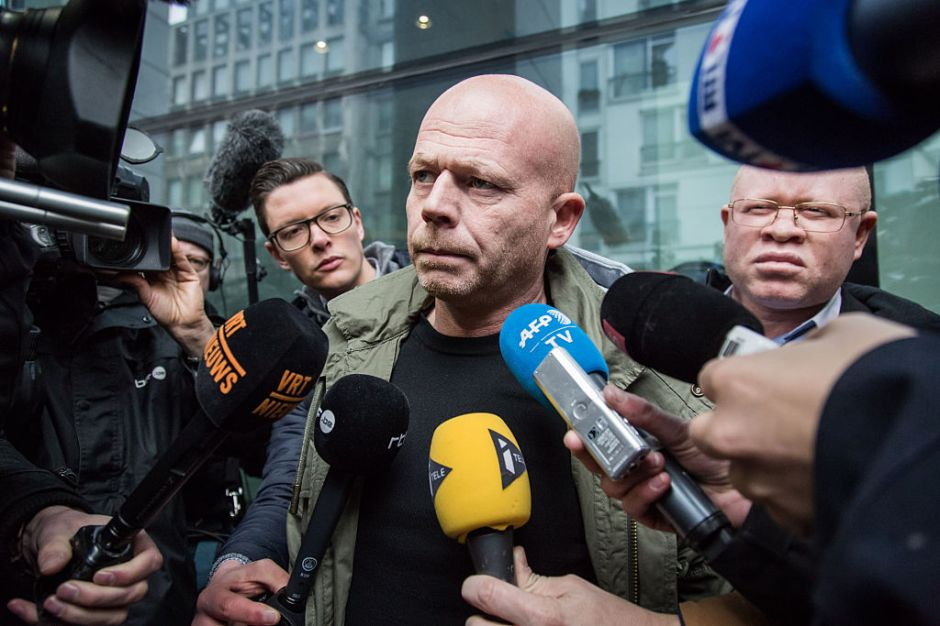 Sven Mary, el abogado que defiende a Salah Abdeslam, sospechoso de los ataques de París