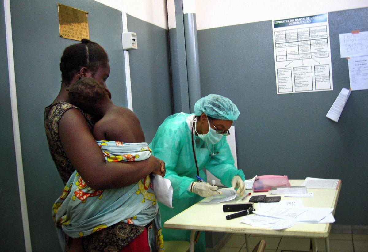 Los puntos de vacunación se encuentran distribuidos en escuelas, centros deportivos o de la administración.