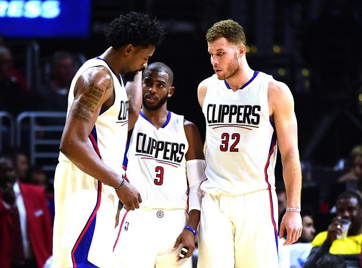 Los Clippers extrañan a Blake Griffin en la duelo, que podría regresar antes de que inicien los playoffs.