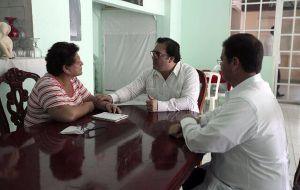 """Gobernador de Veracruz garantiza justicia en caso de menor violada por """"juniors"""""""