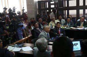 """Testigo clave reafirma que Pérez Molina y Baldetti eran los líderes de """"La Línea"""""""