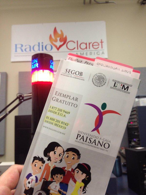 México: Arranca Programa Paisano de Semana Santa