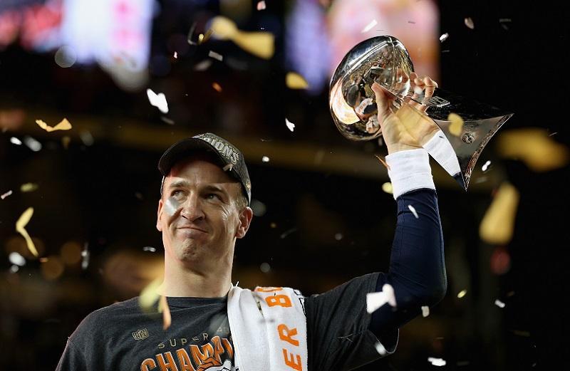 Peyton Manning es el único en su posición que ganó Super Bowls con dos franquicias.