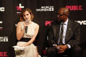 Emma Watson inaugura la nueva Semana del Arte en NYC