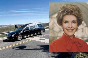 Latinos despiden con emoción a exprimera dama Nancy Reagan