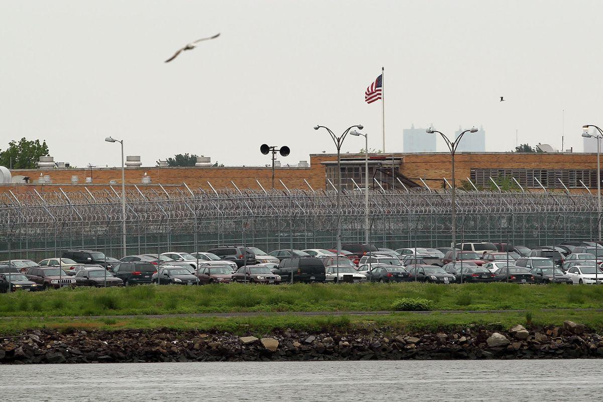 Rikers Island es uno de los penales más grandes del país.