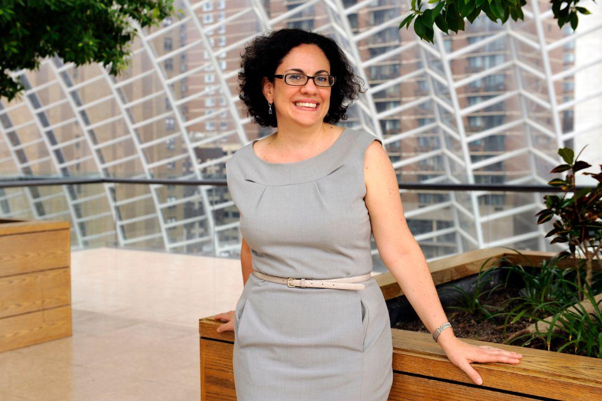Rosado tiene años como defensora legal de niños indigentes