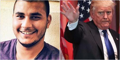 Emadeldin Elsayed fue arrestado por violar su visado en EEUU.