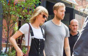¿Calvin Harris sospechaba del romance de Taylor Swift y Tom Hiddleston?