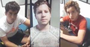 """Huyen a EEUU y España dos """"juniors"""" acusados de violación en Veracruz"""