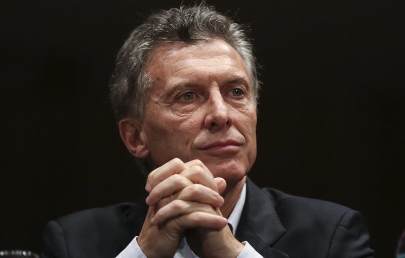 Macri rechaza señalamientos de Panamá Papers