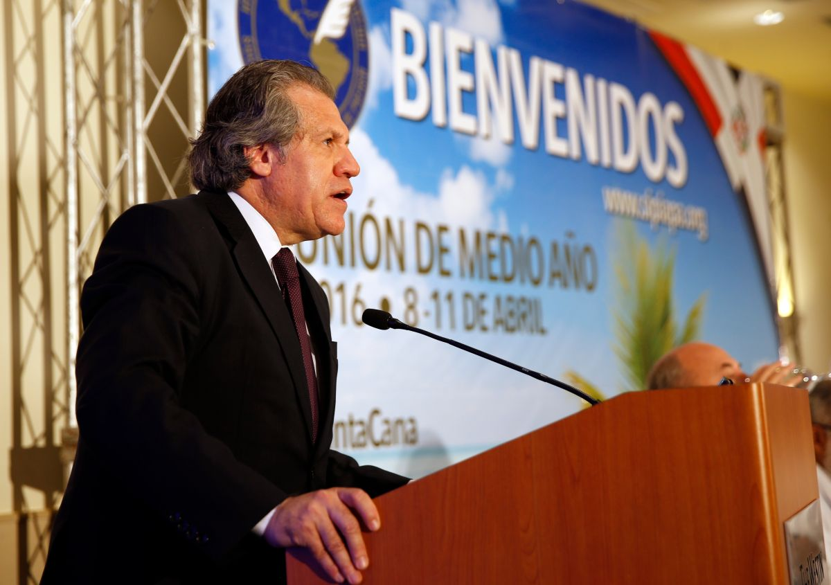 OEA: grave la vinculación de políticos en Papeles de Panamá