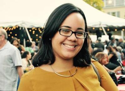 Carmen de la Rosa enfocará su campaña en el tema de la equidad salarial.