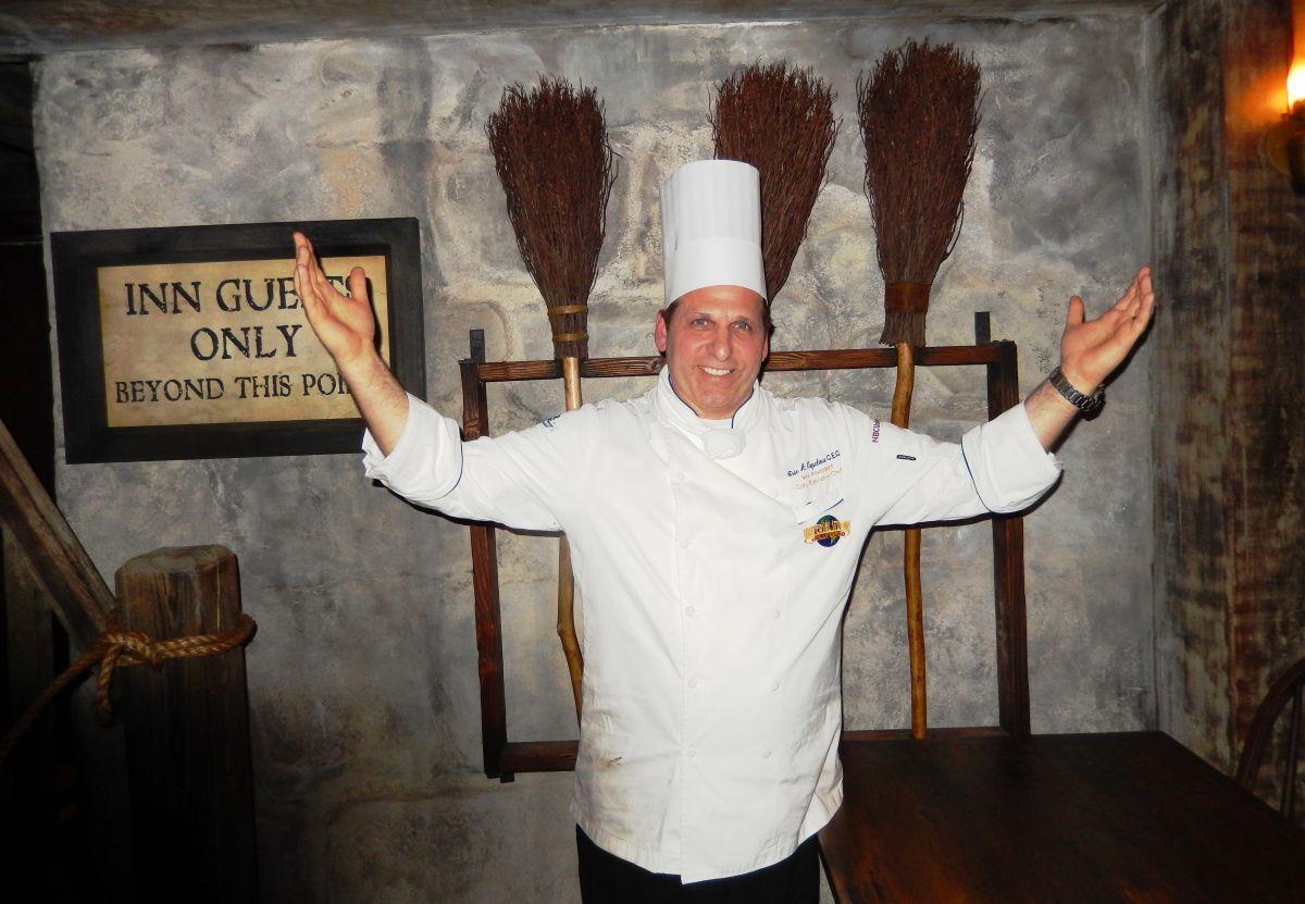Harry Potter para chuparse los dedos: el menú del mundo mágico en Universal Studios
