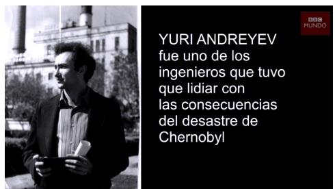 """""""El horror que viví dentro de la planta nuclear de Chernobyl"""", el más grave de la historia"""