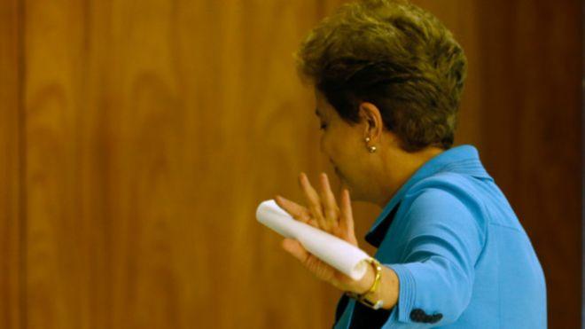 ¿Qué puede hacer Dilma Rousseff para evitar su destitución?