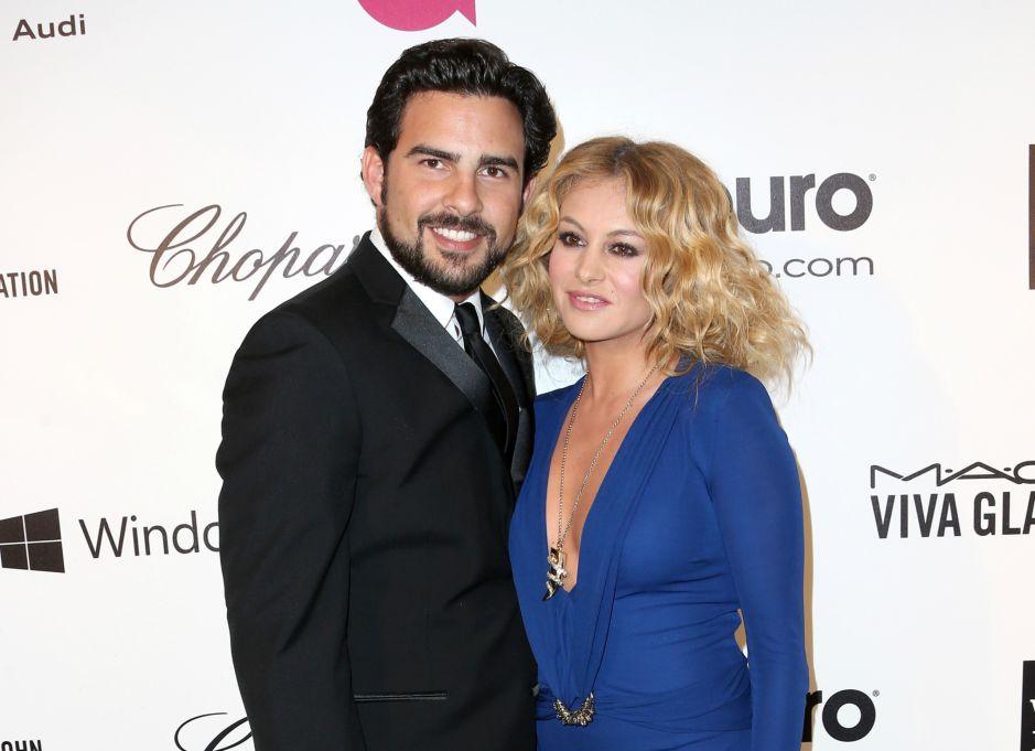 Paulina Rubio y Gerardo Bazúa, ¿suenan campanas de boda?