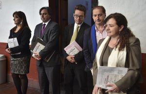 6 interrogantes que dejan los expertos de Ayotzinapa al marcharse de México