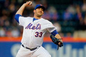 Harvey y los Mets controlan desde la lomita a Cincinnati