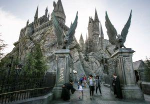 ¡Bienvenido Harry Potter! Abre nueva área en Universal Studios Hollywood