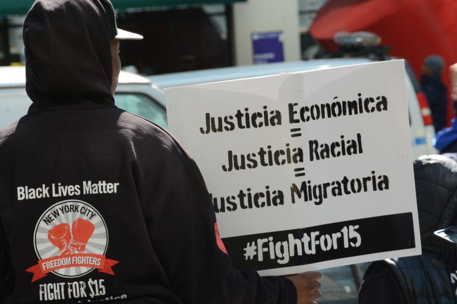 Nueva York manda un mensaje: justicia