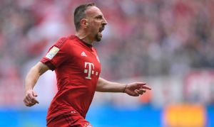 Video: Tremendo gol de chilena de Franck Ribery