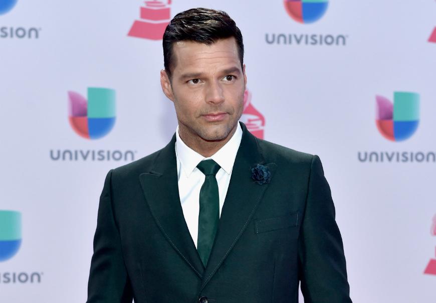 Carta abierta de Ricky Martin.