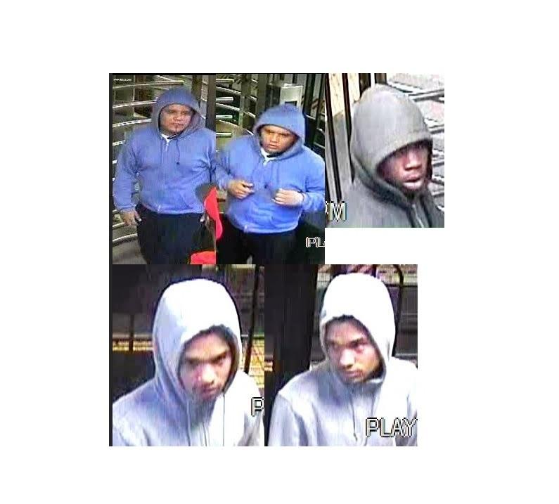 NYPD busca a trío de ladrones de Central Park