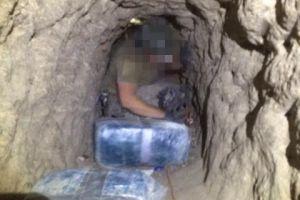 California y su lucha contra los narcotúneles de 'El Chapo'