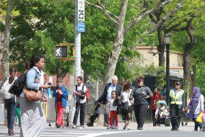 Defensores de cámaras de velocidad cerca de escuelas piden ampliar el programa en NY