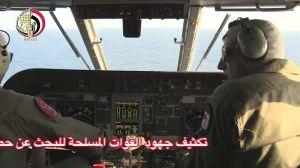 Sigue la búsqueda del vuelo MS 804; están abiertas todas las hipótesis