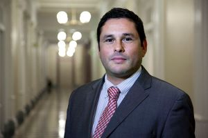 A Latino and Gay Political Strategist Holds All the Cards