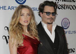 Sacan los trapos sucios a Amber Heard y Johnny Depp