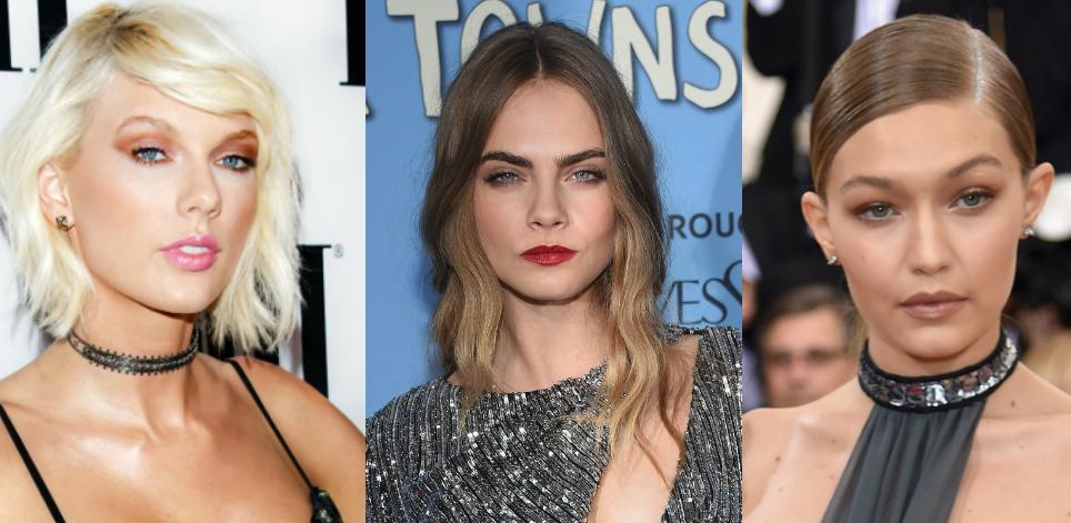 Taylor Swift, Cara Delevingne y Gigi Hadid comparten algo más que una buena amistad. Las tres han sido amenazadas de muerte por la misma persona.
