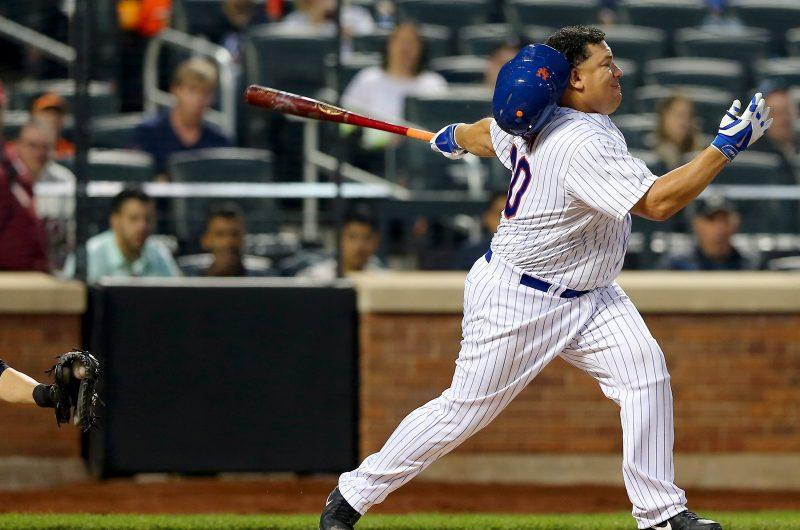Bartolo Colon, el pitcher sensación de los New York Mets.
