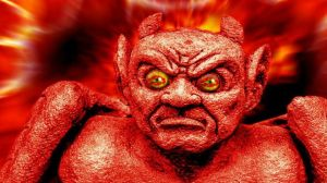 ¿Cuándo el diablo empezó a tener cuernos?