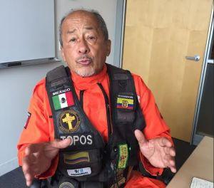 Fundador de Los Topos pide no olvidar a damnificados del terremoto en Ecuador (video)