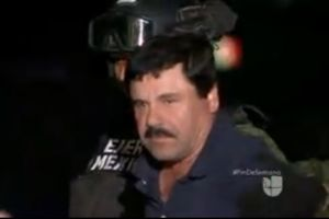 """El """"Chapo"""": Pensé que iba a ir a comer hamburguesas"""