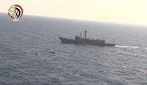Submarino se une a la búsqueda del avión de Egyptair