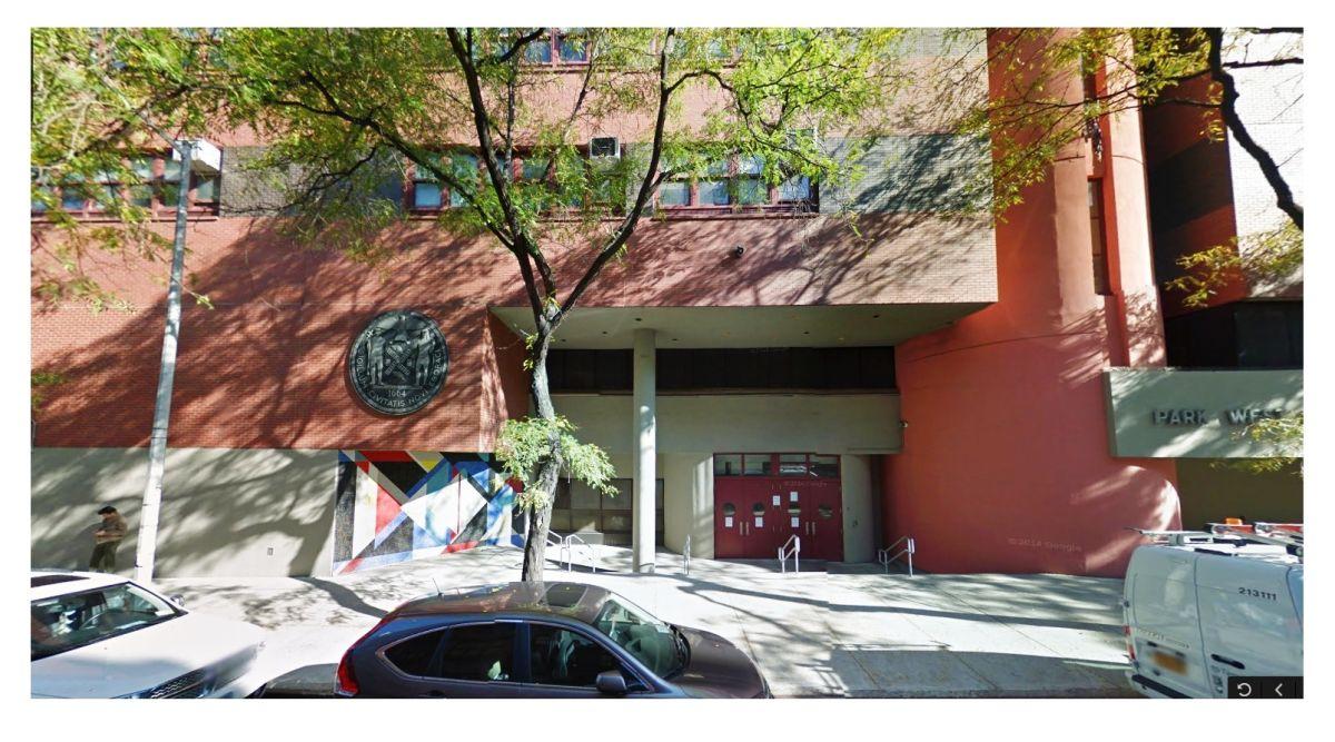 Escuela Superior de Alimentos y Finanzas en el Oeste de la calle 50