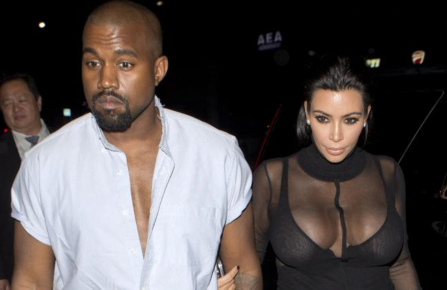 ¿Kanye West despidió a un guardaespaldas por hablar con Kim Kardashian?