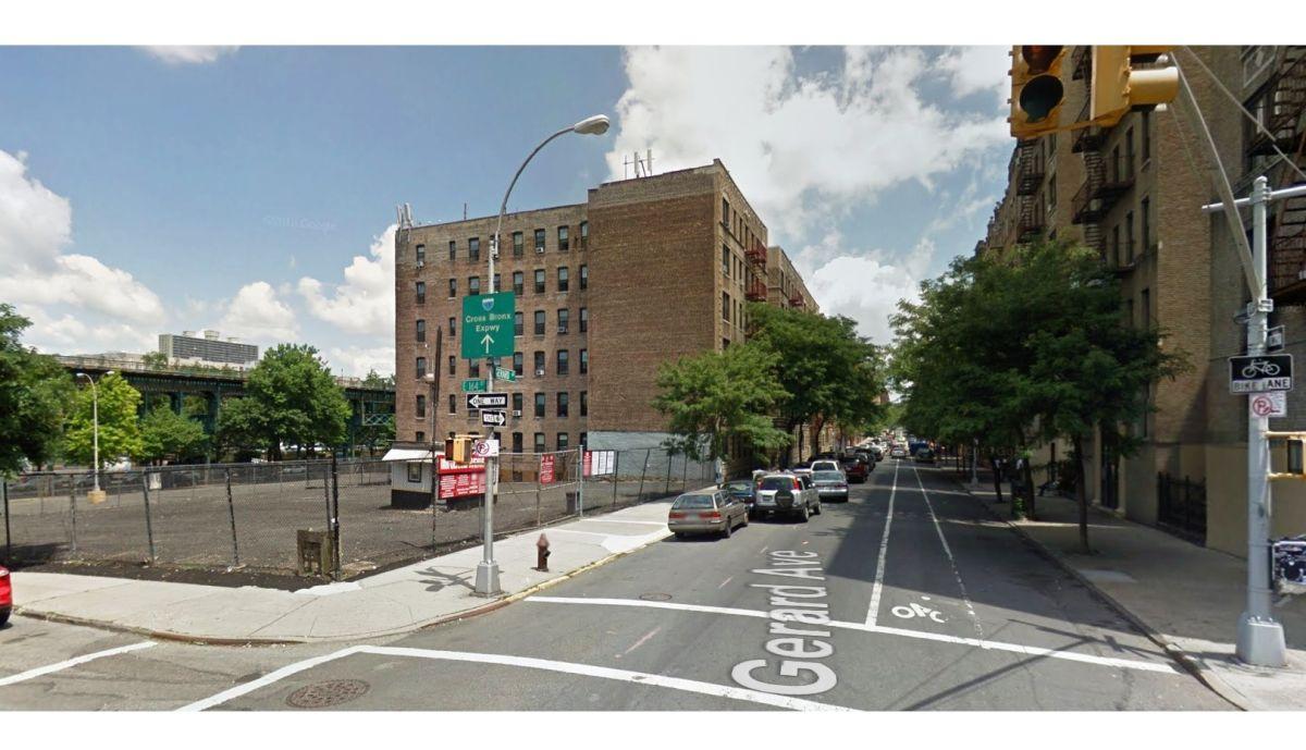 Intersección de la Gerard Avenue y 164th Street en El Bronx
