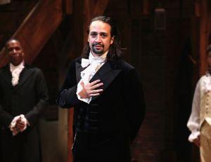 'Hamilton' hace historia con 16 nominaciones a los premios Tony